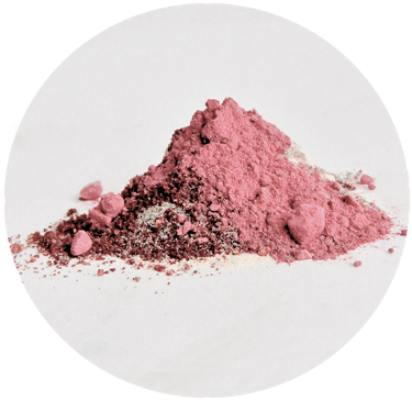 mound of pinkish powder-Sunn Moon Beautifier