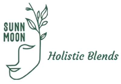 SunnMoon Holistic Blends logo transparent
